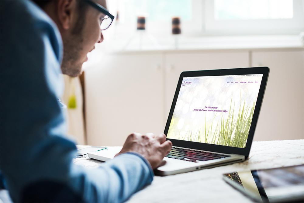 Custom Veterinary Website Design