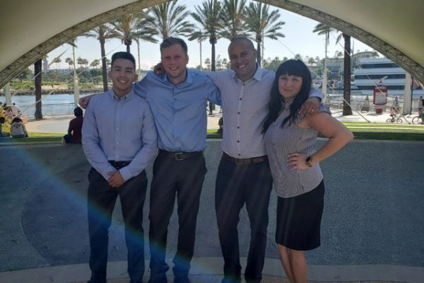 IMC Team in Long Beach